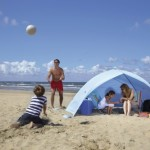 Baby Beach Tents with UVA & UVB Protection