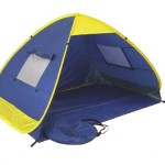 A Review of the Genji Pop Up Tent and Beach Shelter