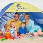 Shade Shack Instant Pop Up Family Beach Tent and Sun Shelter Reviewed