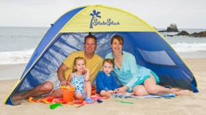 buying a beach tent